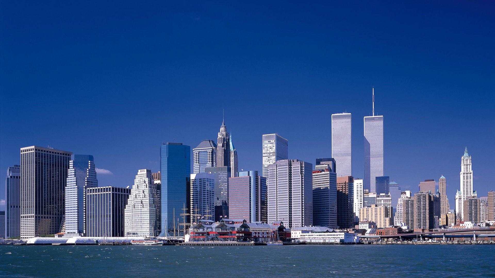 New York Twin Tower