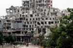 Syria under the war